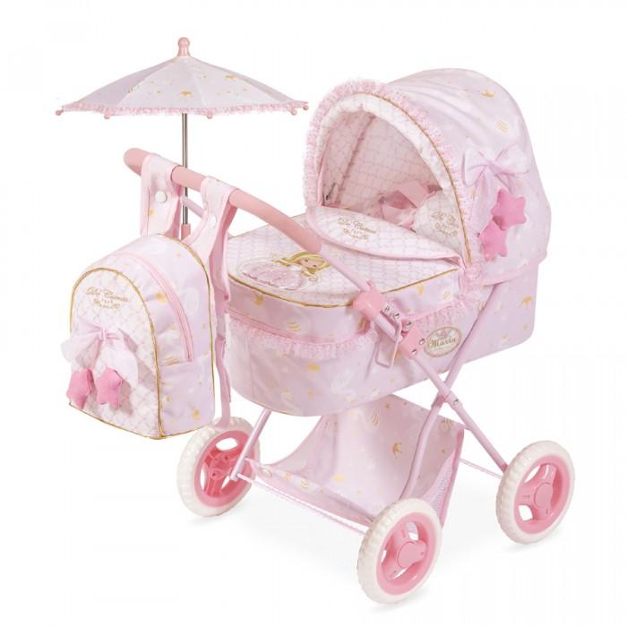 Купить Коляски для кукол, Коляска для куклы DeCuevas с рюкзаком и зонтиком Мария 60 см