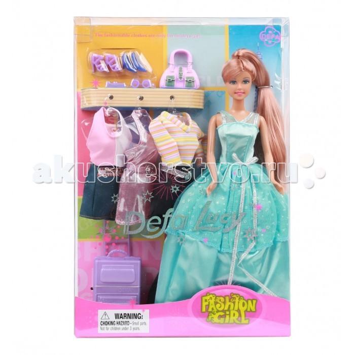 Куклы и одежда для кукол Defa кукла с аксессуарами 28 см кукла defa lucy невеста 8341