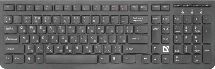 Defender Клавиатура беспроводная UltraMate SM-535