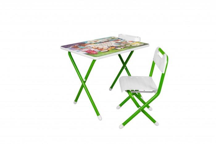 Детские столы и стулья Дэми Набор мебели № 3/1 Монстры