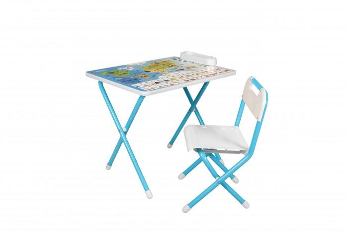 Детские столы и стулья Дэми Набор мебели № 1 Живая планета