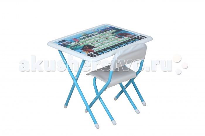 Столы и стулья Дэми Набор мебели № к3-06 Angry Birds