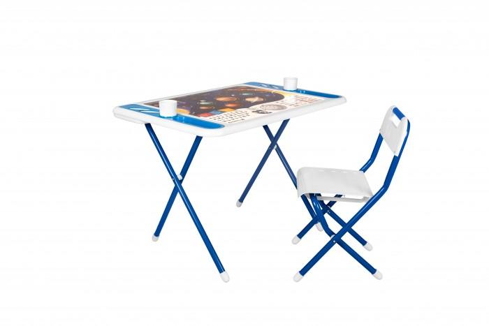 Детские столы и стулья Дэми Набор мебели № у3-05 Космос
