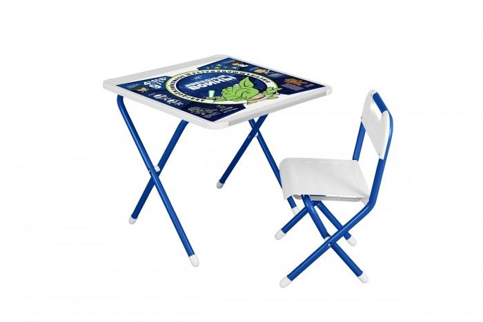 Детские столы и стулья Дэми Набор мебели Звездные войны