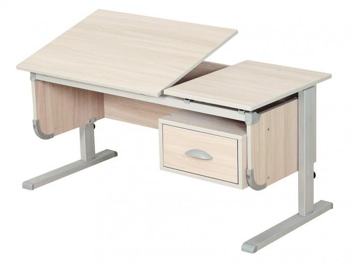 Детская мебель , Столы и стулья Дэми Стол универсальный трансформируемый СУТ.29 (столешница ясень) арт: 310634 -  Столы и стулья