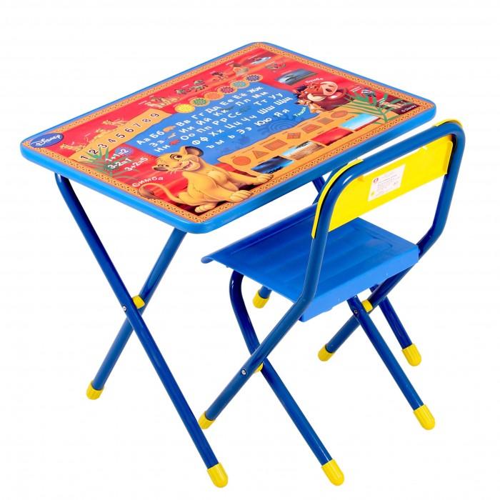 Столы и стулья Дэми Набор мебели №1 Disney столы и стулья ника набор мебели disney 1