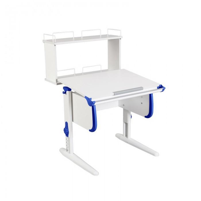 Купить Столы и стулья, Дэми Стол универсальный трансформируемый СУТ.24-01-Д (столешница белая)