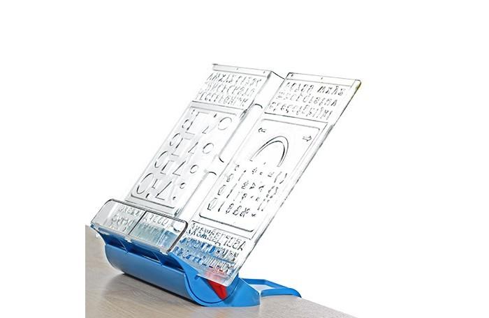 Развитие и школа , Канцелярия Дэми Трех-уровневая подставка-трафарет под книгу ПК-03 арт: 312974 -  Канцелярия