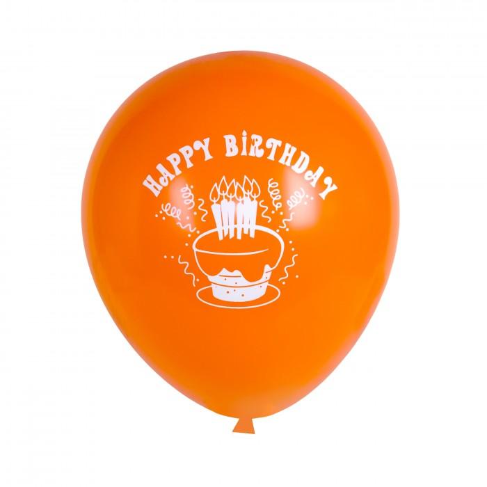Детский дворик Воздушные шарики С Днем Рождения! 100 шт. шт 1098316