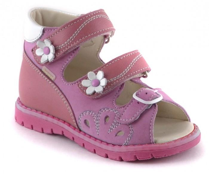 Купить Босоножки и сандалии, Детский Скороход Туфли летние для девочек 12-201-1