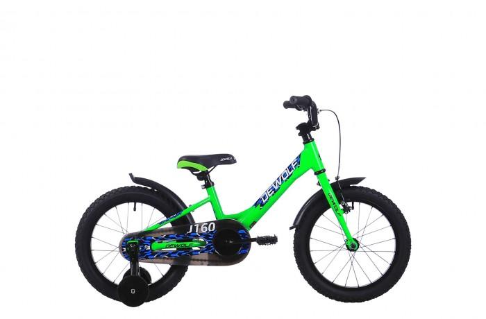 Двухколесные велосипеды Dewolf J160