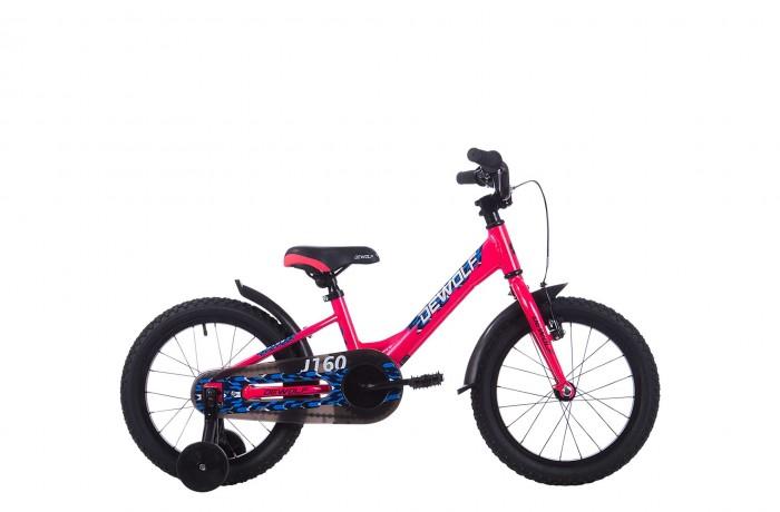 Велосипед двухколесный Dewolf J160