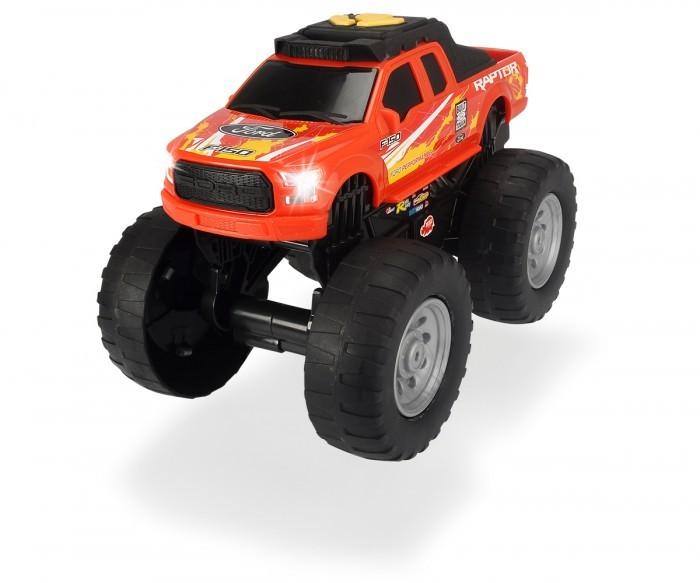 Картинка для Машины Dickie Рейсинговый монстр-трак моторизированный Ford Raptor 25.5 см