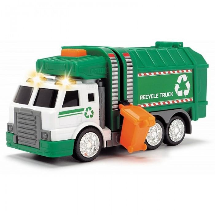 Купить Машины, Dickie Машинка мусоровоp 15 см