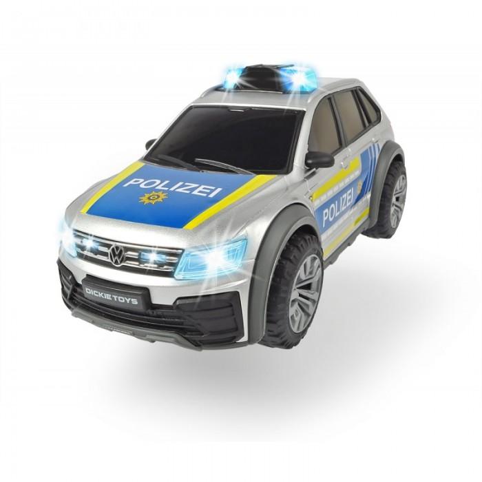 Машины Dickie Машинка полицейский автомобиль VW Tiguan R-Line 25 см