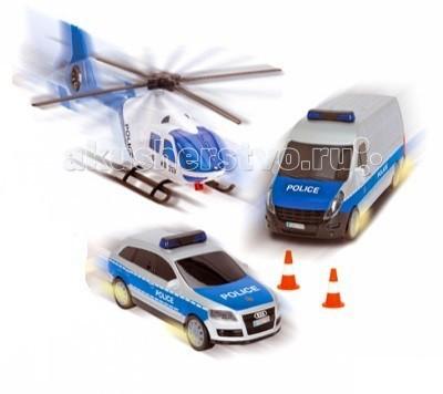 Машины Dickie Набор экстренной помощи City Rescue Team легковой автомобиль полесье жук 0780