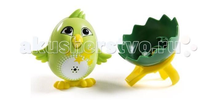 Интерактивные игрушки Digibirds Цыпленок silverlit digibirds пингвин фигурист с кольцом серый