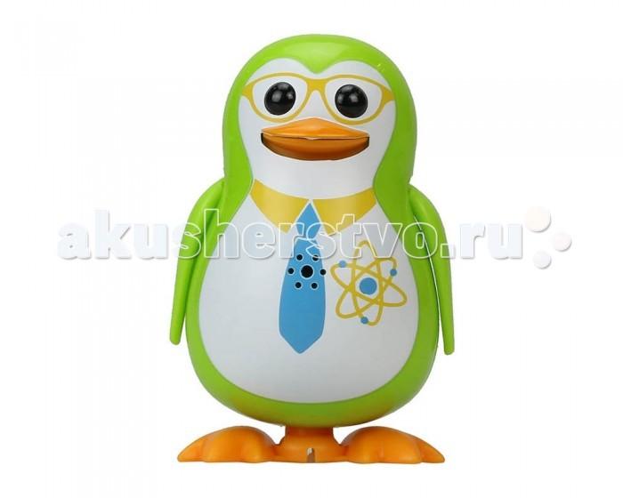 Интерактивные игрушки Digibirds Пингвин с кольцом silverlit digibirds пингвин фигурист с кольцом серый
