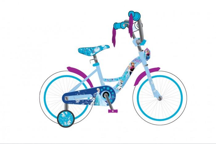 Двухколесные велосипеды Disney Холодное сердце ВН16127