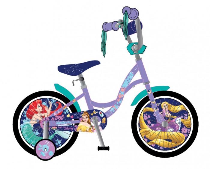 Велосипед двухколесный Disney Принцесса ВН14165