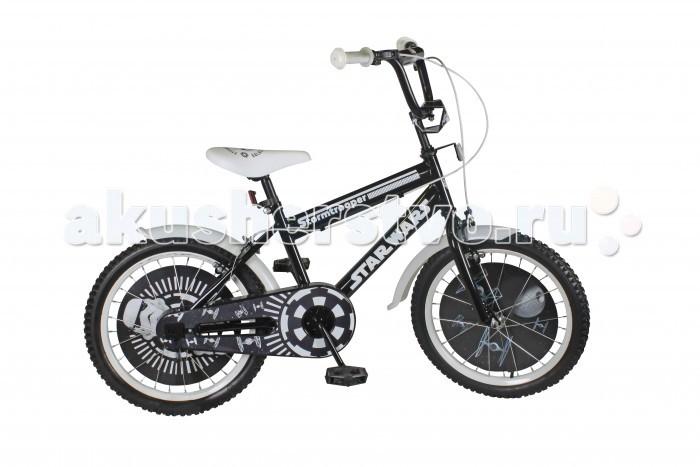Детский транспорт , Двухколесные велосипеды Disney Star Wars ВН18086 арт: 529386 -  Двухколесные велосипеды