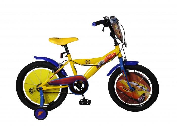 Детский транспорт , Двухколесные велосипеды Disney Тачки ВН18088 арт: 529586 -  Двухколесные велосипеды