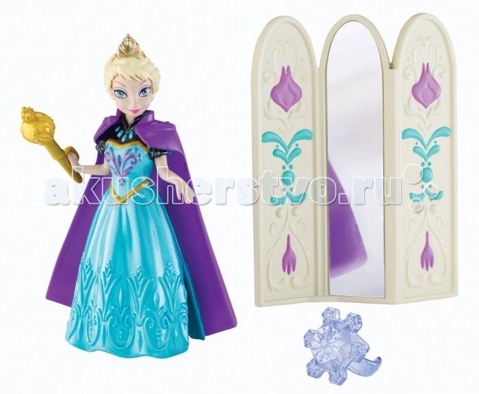 Куклы и одежда для кукол Disney Princess Кукла Холодное сердце с аксессуарами disney игровой набор 5 кукол 15 см холодное сердце