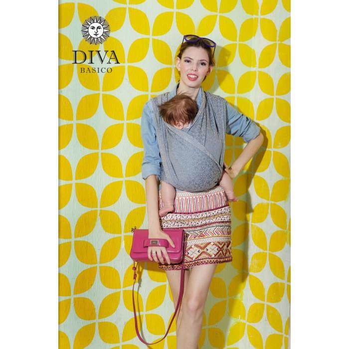 Слинги Diva Basico шарф, хлопок, Слинги - артикул:52351