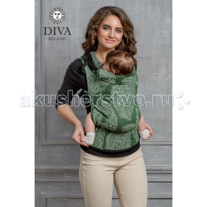 Товары для мамы , Рюкзаки-кенгуру Diva Essenza эргономичный арт: 499071 -  Рюкзаки-кенгуру