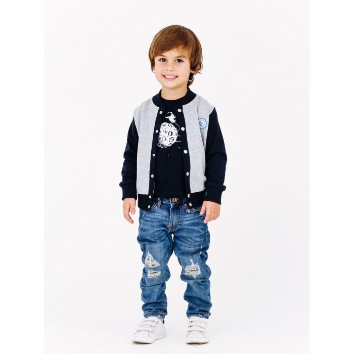 Купить Толстовки и свитшоты, Diva Kids Джемпер для мальчика Космос DK-097