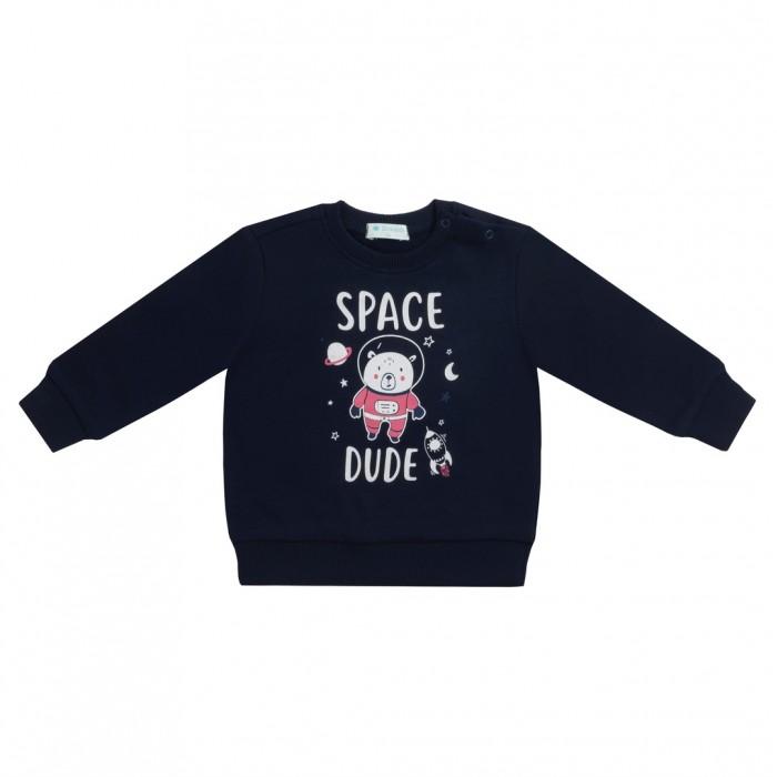 Купить Толстовки и свитшоты, Diva Kids Джемпер для мальчика Космос DK-098