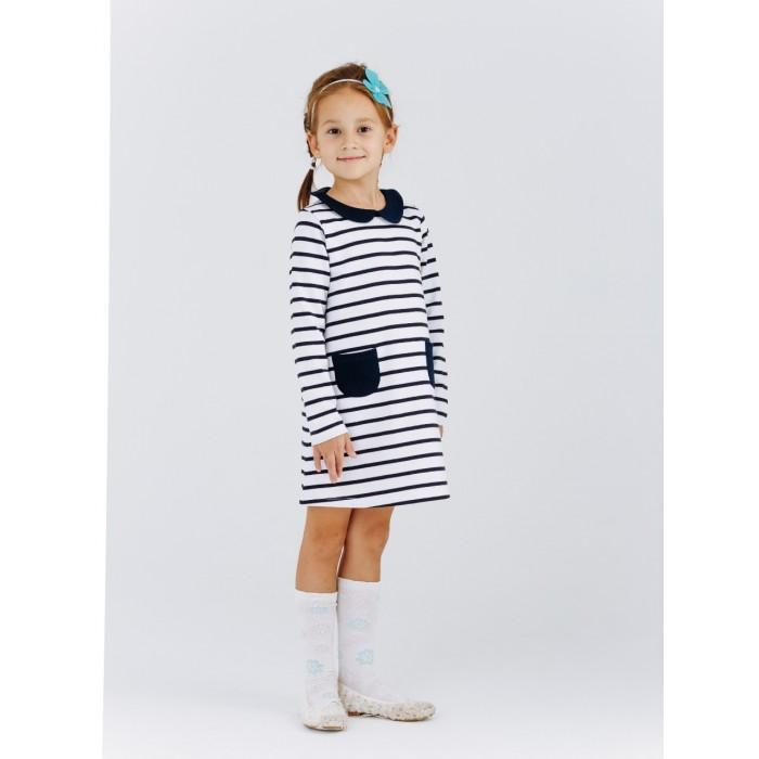 Картинка для Diva Kids Платье длинный рукав для девочки Космос DK-124