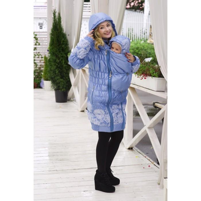 Товары для мамы , Слингокуртки Diva Outerwear Слингокуртка зимняя 3 в 1 арт: 359499 -  Слингокуртки