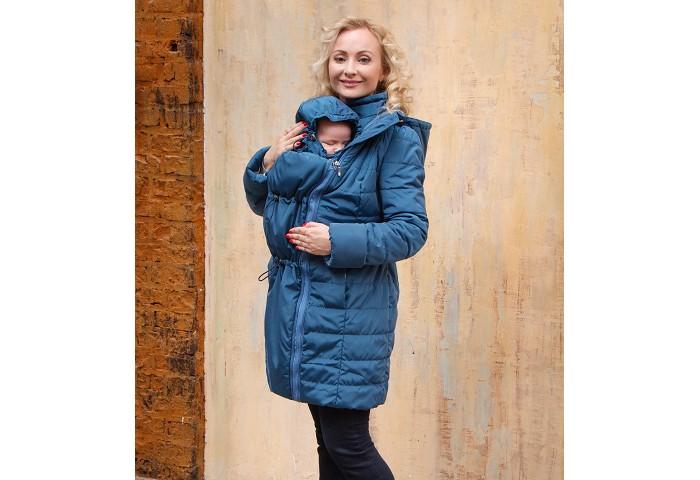 Товары для мамы , Слингокуртки Diva Outerwear Слингокуртка зимняя 4 в 1 арт: 359689 -  Слингокуртки