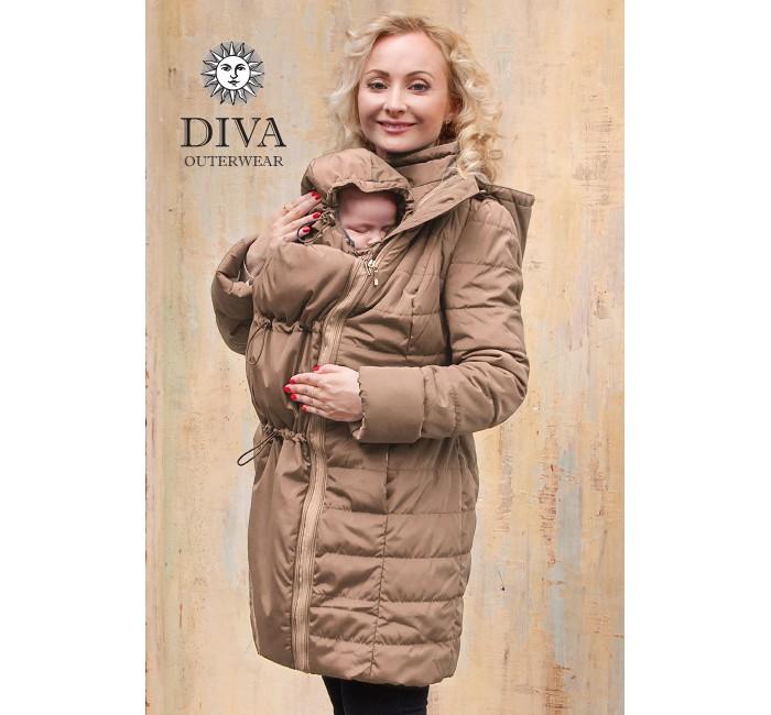 Diva Outerwear Слингокуртка зимняя 4 в 1, Слингокуртки - артикул:359689