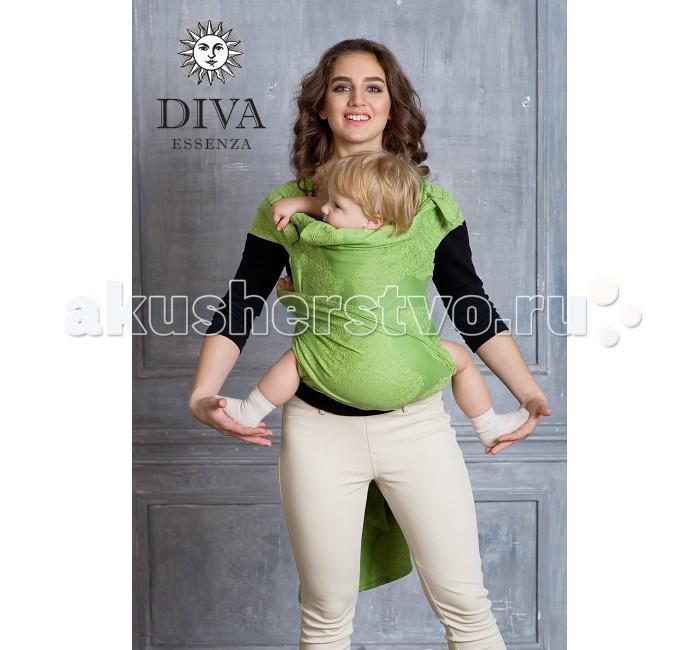 Слинг Diva Essenza Май-слинг ToddlerМай-слинг ToddlerСлинг Diva Essenza Май-слинг Toddler выполнен из шарфовой ткани Diva Essenza. Ткань средний толщины (250g/m&#178;), слинг мягкий новым, универсален, подходит для детей от 6 месяцев до 3 лет (весом примерно от 7 до 25 кг).  Май-слинг Diva произведен из шарфовой ткани, т.е. из ткани, созданной для слинг-шарфа Diva. Такой слинг более комфортен в ношении, чем май из обычной ткани. В нем можно носить детей от 6 месяцев до 3 лет, располагая малыша вертикально спереди или за спиной.   Отличия от обычных май-слингов включают увеличенную высоту спинки май-слинга, проложенные синтепоном плечевые и поясные лямки, а также части спинки, проходящие под ножками малыша. Единый размер, подходит для большинства родителей.  Особые характеристики май-слинга Diva размера Toddler: широкие мягкие лямки из шарфовой ткани, подбитые синтепоном в районе плеч - идеально для комфортного слингоношения даже очень тяжелого малыша; подбитые синтепоном поясные лямки; капюшон, который можно свернуть и использовать как подголовник для фиксации головки ребенка во время его сна; лямки на капюшоне для его фиксации в полукольцах на плечевых лямках; регулируемое по ширине основание спинки май-слинга, обеспечивающая правильное расположение ножек ребенка любого возраста; подбитые синтепоном части спинки май-слинга, проходящие под ножками малыша, для лучшего расположения и комфорта его ножек; шнурок в верхней части спинки май-слинга для ее идеального прилегания в районе шеи ребенка; увеличенная в высоту спинка май-слинга с учетом бОльшего роста подросшего малыша.<br>