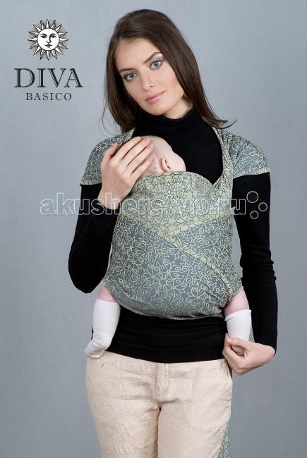Товары для мамы , Слинги Diva Basico Май-слинг арт: 52355 -  Слинги