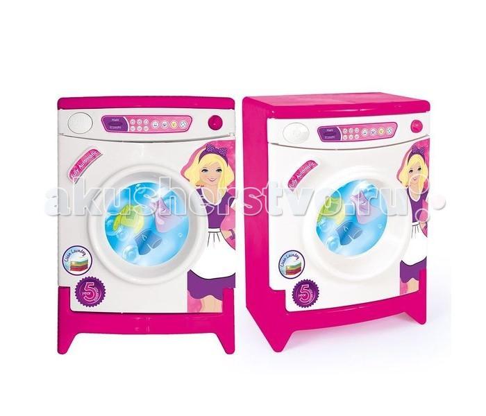 Ролевые игры Dolu Игрушечная стиральная машинка стиральная машинка малютка москва