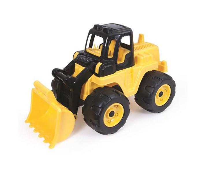Dolu Экскаватор 69 смЭкскаватор 69 смDolu Экскаватор 69 см имеет большие проходимые колеса. У него достаточно вместительная кабина, куда можно посадить любимую игрушку. Ковш экскаватора поднимается и двигается как у настоящего. Игрушка абсолютно безопасна для ребенка.   Особенности: имеет большие мощные колеса кабина с пустотой внутри и потому внутрь можно посадить игрушку размер 69 см<br>