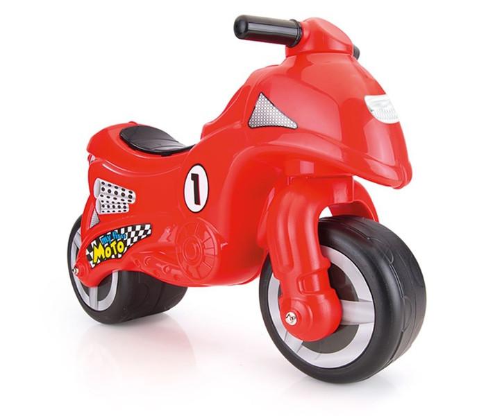 Каталка Dolu Мой первый мотоциклМой первый мотоциклКаталка Dolu Мой первый мотоцикл обеспечит Вашему малышу незабываемое время веселого досуга, а также будет способствовать развитию координации его движений, моторики, ловкости и укреплять мышцы ребенка. Удобное сиденье будет по достоинству оценено всеми современными родителями и их обожаемыми малышами.  Особенности: у мотоцикла есть ручка для переноски мотоцикла имеет большие колеса, которые обеспечивают устойчивость размер мотоцикла 49 x 28 x 70 см<br>