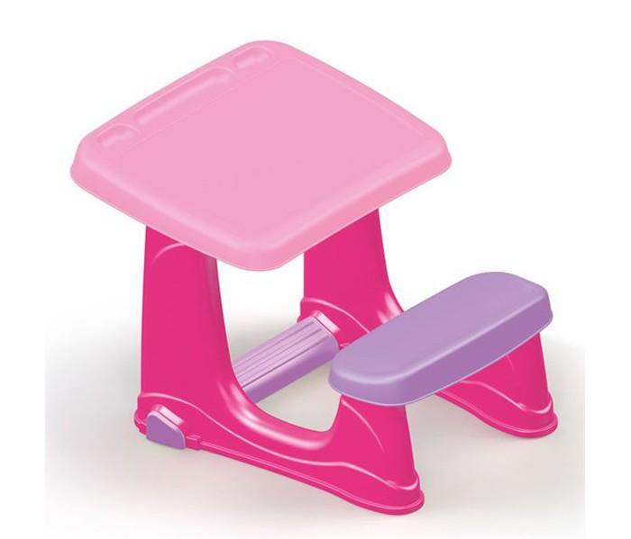 Детская мебель , Столы и стулья Dolu Парта со скамейкой арт: 306619 -  Столы и стулья