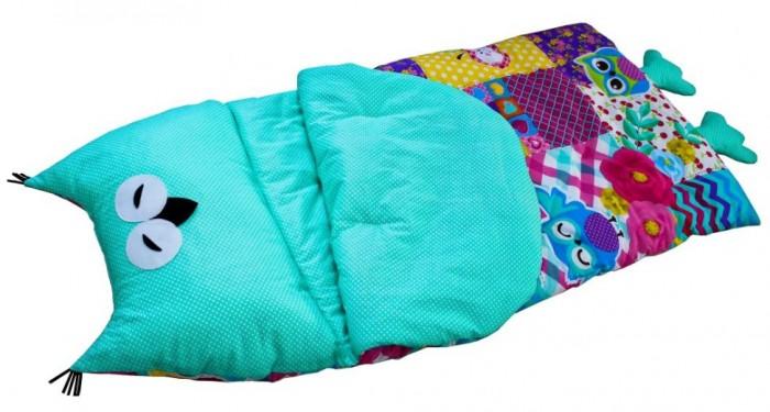 Фото - Спальные конверты ДоММой мешок Сова пледы доммой трансформер детский овечка