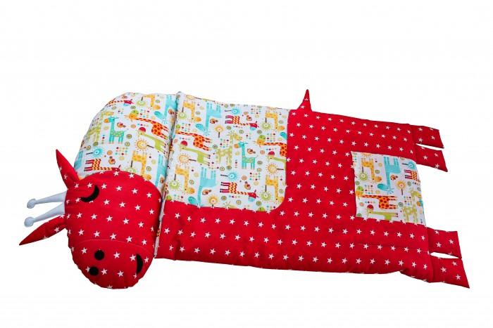 Фото - Спальные конверты ДоММой Жираф пледы доммой трансформер детский овечка