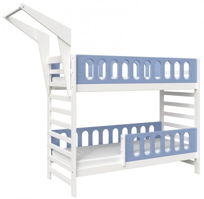 Купить Кровати для подростков, Подростковая кровать Domus Mia Loft Alfa