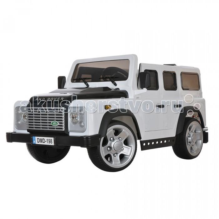 Электромобиль Dongma Land Rover Defender 12V