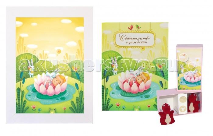 Фото - Фотоальбомы и рамки Dream Service Авторский комплект Принцесса Лилия (3 предмета) disney набор игрушек для песочницы принцесса 6 4 предмета цвет в ассортименте