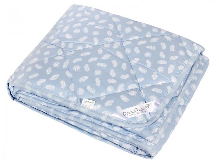 Одеяла Dream Time Лебяжий пух 140х205 150 г одеяла dream time одеяло легкое 140 105 см