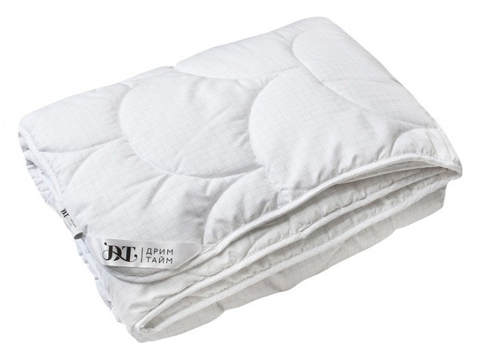 Одеяла Dream Time Легкое Лебяжий пух 140х205 200 г одеяла dream time одеяло легкое 140 105 см
