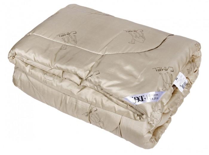 Одеяла Dream Time Верблюжья шерсть 200х220 300 г одеяла dream time 140х105 см
