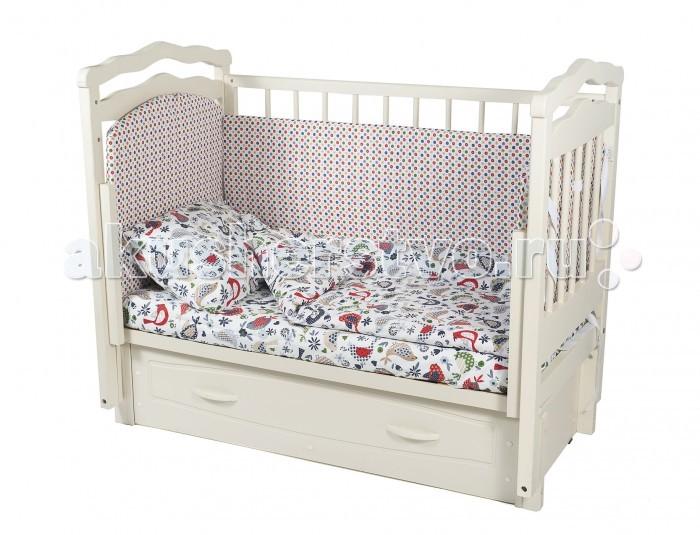 Бампер для кроватки Dream Time ГорохГорохБампер для кроватки Dream Time Горох является отличной защитой малыша от сквозняков и ударов при поворотах в кроватке.   Особенности: Бортики выполнены из экологически чистых материалов стойких к окрашиванию. Борта в кроватку — мягкие удобные долговечные: надежная и эстетичная защита вашего ребенка!  В нем не собирается пыль и, соответственно, не живут пылевые клещи.  Тон изделия может незначительно отличаться от изображения.  Борт раздельный 120х40-2 шт., 55х40-2 шт.<br>